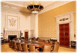 Fed board room