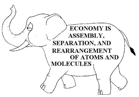 elephant of econochemistry
